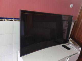 samsung smart tv curvo