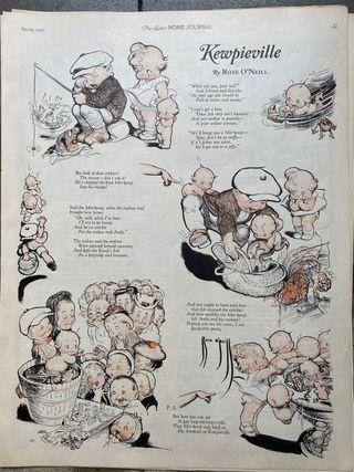 Ilustraciones publicitarias americanas 1926