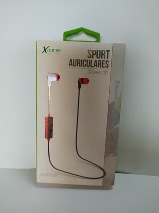 Auriculares Bluetooth X-one