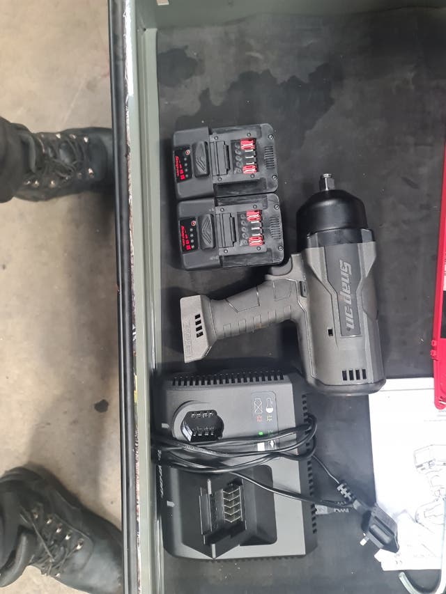 1/2 snap on gun