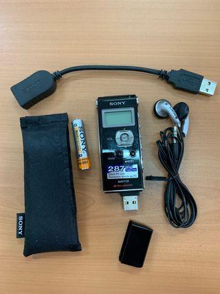 MP3/Grabadora digital Sony ICD-UX71