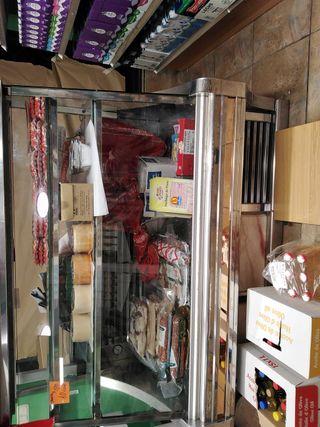 Mostrador frigorífico charcutería
