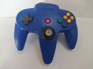 Mando retro USB Nintendo 64? (PC o Raspberry)
