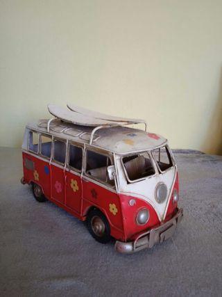 furgoneta antigua t1 kombi