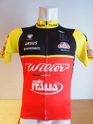 Maillot WILIER SELLE ITALIA Talla L
