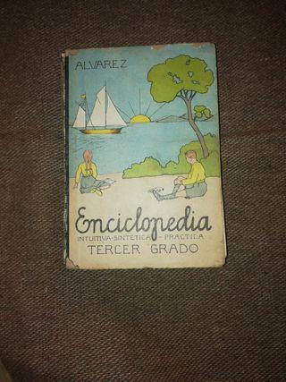 enciclopedia tercer grado (Álvarez) 1957