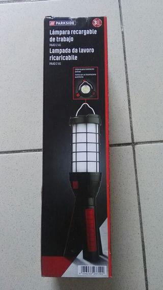 Linterna LED recargable. NUEVO