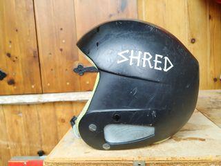 Casco esquí Shred