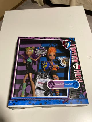 Monster High, varias muñecas