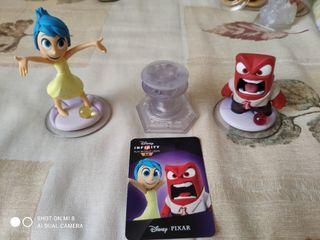 Figuras y mundo para Disney Infinity 3.0