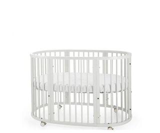 cuna redonda bebés
