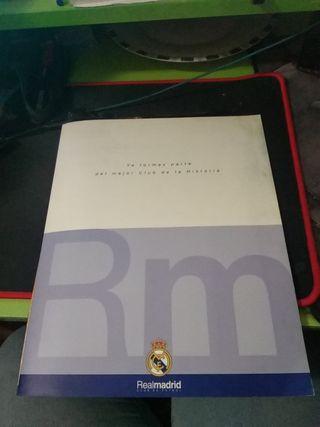Fotos y postales del Real Madrid