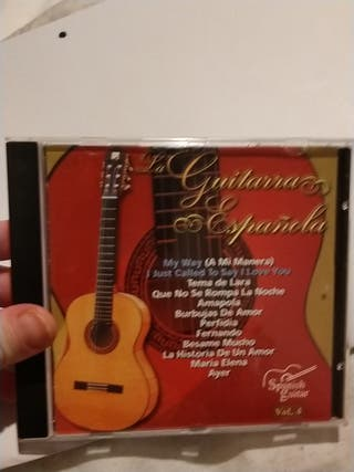 vendo CDs,original,de guitarras