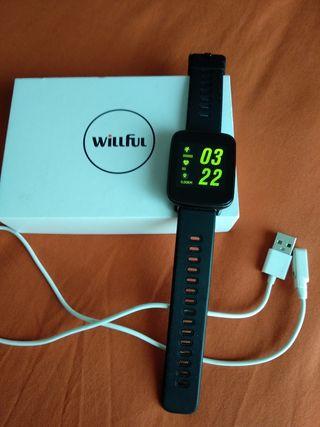 Reloj smartwatch Willful