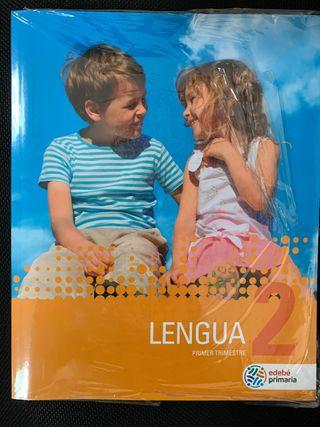 Lengua 2 primaria editorial EDEBE