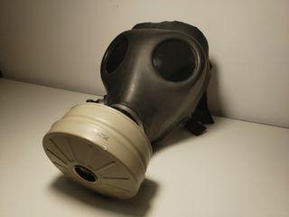 Màscara gas israelí original - normativa OTAN