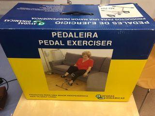 Pedal para hacer ejercicio
