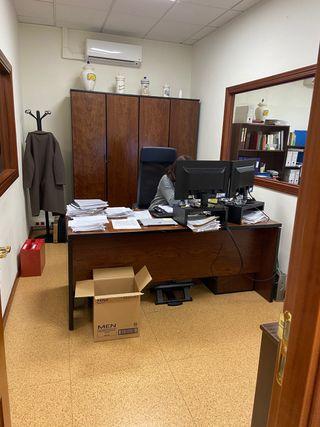 Mesas de oficina y despachos de dirección