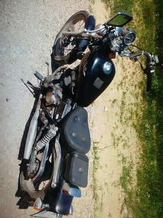honda rebel 125 cc