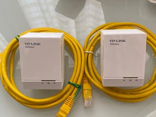 PLC TP-LINK AV600Mbps Gigabit Powerline Adapter