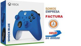 Mando Xbox Series X PRECINTADO Azul Factura 24H