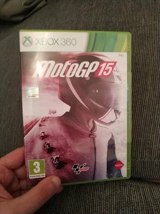 Moto GP15 para Xbox 360