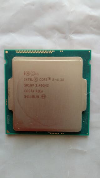 Procesador I3 4130
