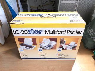 Impresora matricial Star LC-20