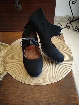 zapatos baile flamenco profesional