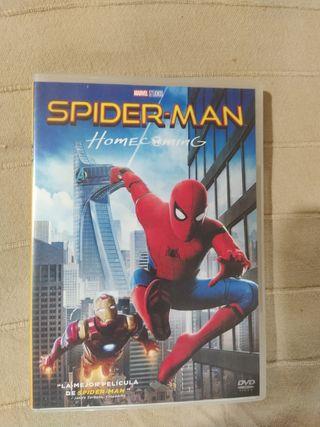 spiderman homecoming como nueva