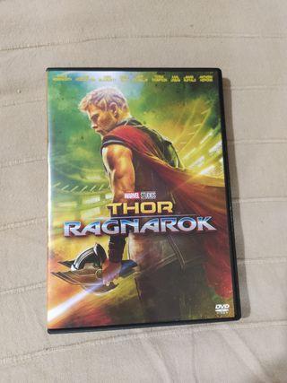 thor ragnarok dvd como nuevo