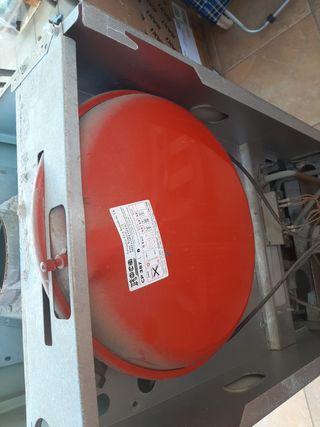 caldera gas para radiadores