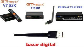 Adaptadores Wifi Gtmedia