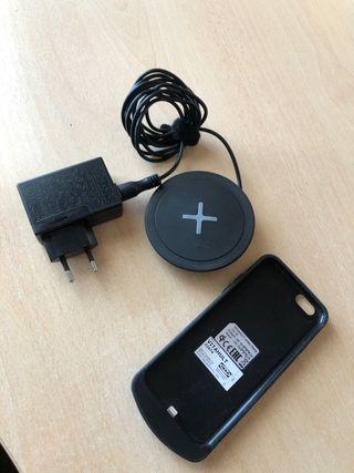 Cargador IPhone 6 inalámbrico ikea