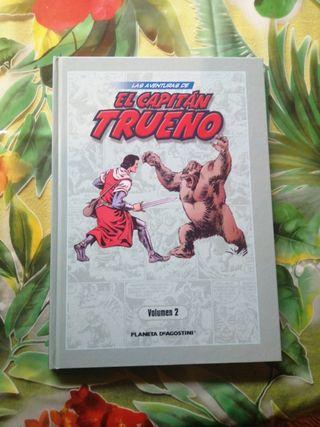 Libro del Capitán Trueno