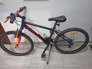 bicicleta 24' niño