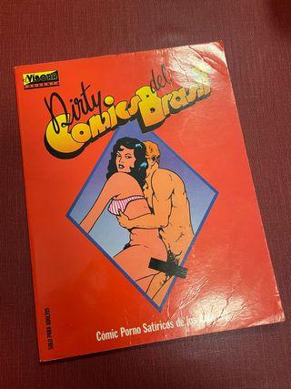Dirty comics del Brasil