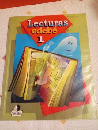 libro lecturas edebé
