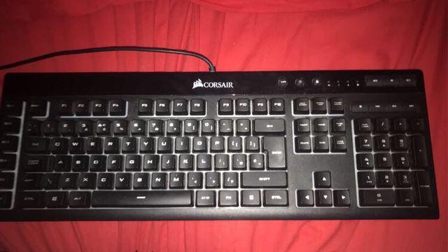 Gaming pc + Keyboard