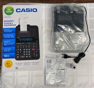 Calculadora impresora Casio FR-620RE NUEVA