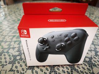 Mando Nintendo Switch Pro