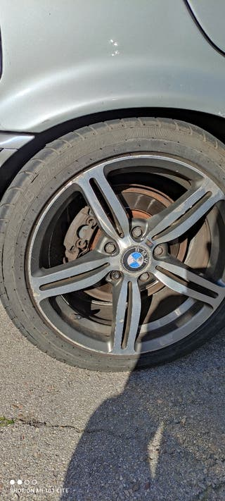 llantas 17 5x120 BMW M6