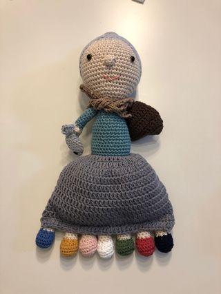 Bella Quaresma crochet
