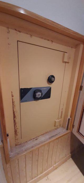 caja fuerte FICHET DS3 homologada