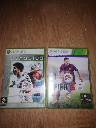 juegos fútbol Xbox 360