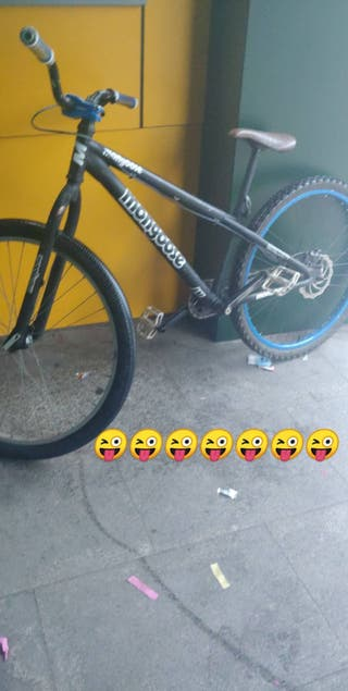 Bicicleta bmw street 26