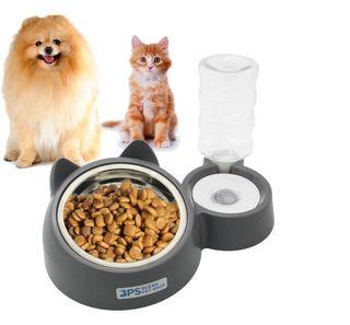 Comedero-Bebedero automático para mascotas