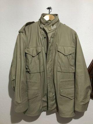 Vintage Chaqueta uniforme militar