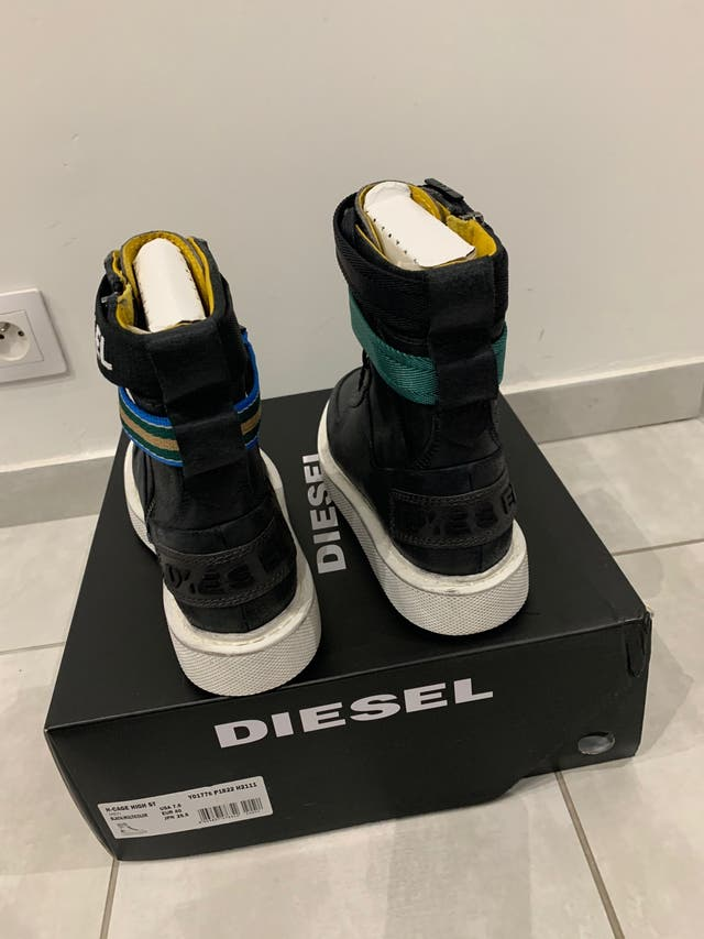 Diesel botas
