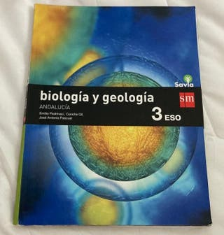 Biología y geología de 3eso SM Savia